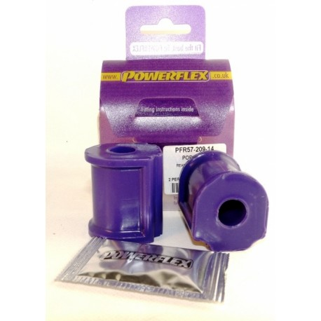 (6) Rear anti roll bar bush 14mm