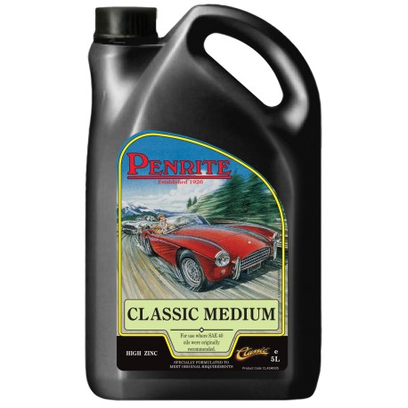 Penrite Classic medium 25W-70 engine oil [1Ltr]