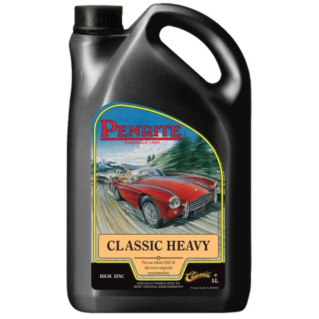 [5Ltr] Penrite classic heavy 40W-70 engine oil