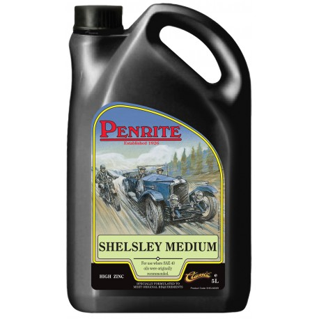 [5 Ltr] Penrite Shelsley Medium