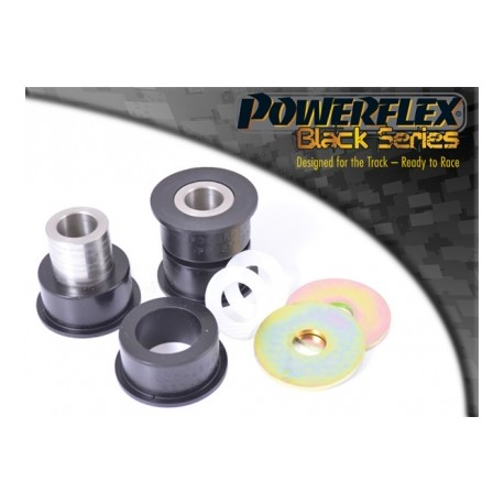 (2) Front wishbone rear bush original shape