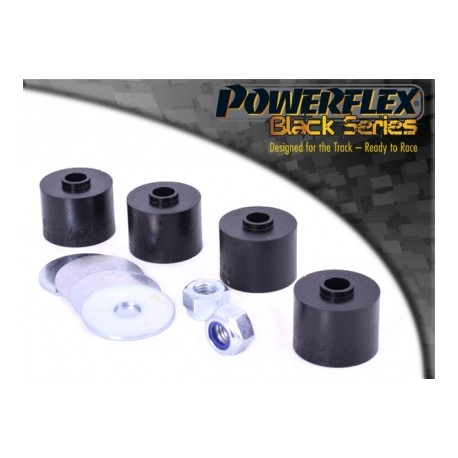 (5) Front anti roll bar link rod to wishbone bush