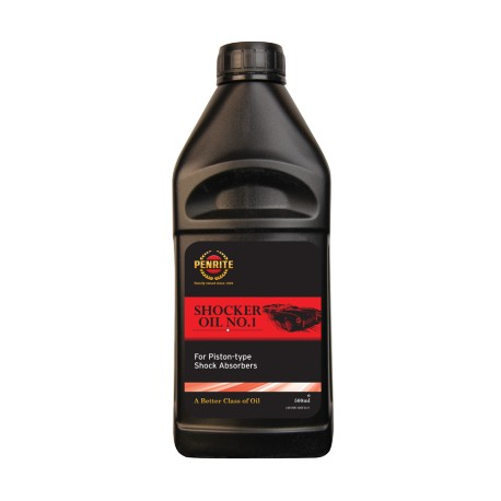 [500 ml] Penrite Shocker Oil No.1