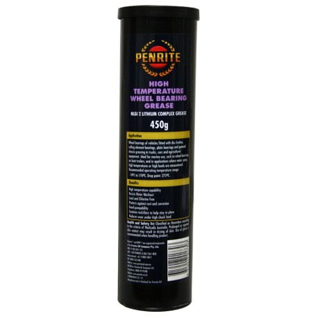 [500 ml] Penrite High Temperature Wheel Bearing Grease