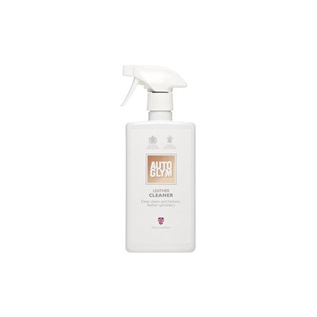 [500 ml] Autoglym Leather Cleaner