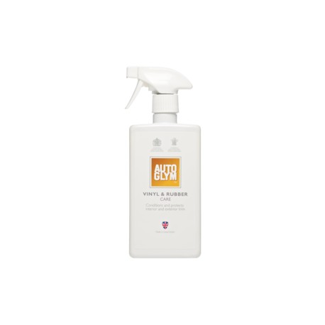 [500 ml] Autoglym Vinyl and Rubber Care