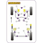 VW Golf Mk1 - 2004 2 wheel drive Diagram