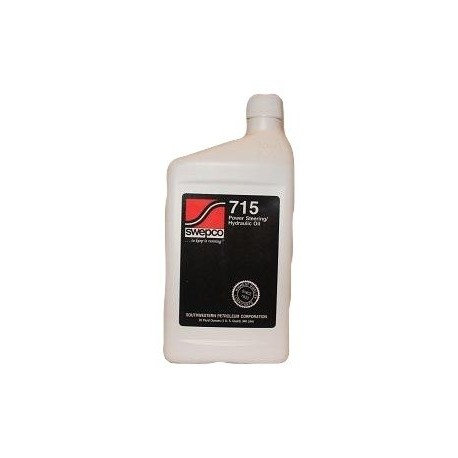 Swepco 715 Power Steering/Hydraulic Oil